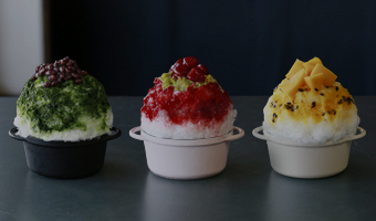 (終了済)VERMICULAR SHAVED ICE SALON
